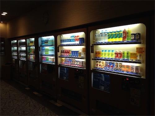 vending machie